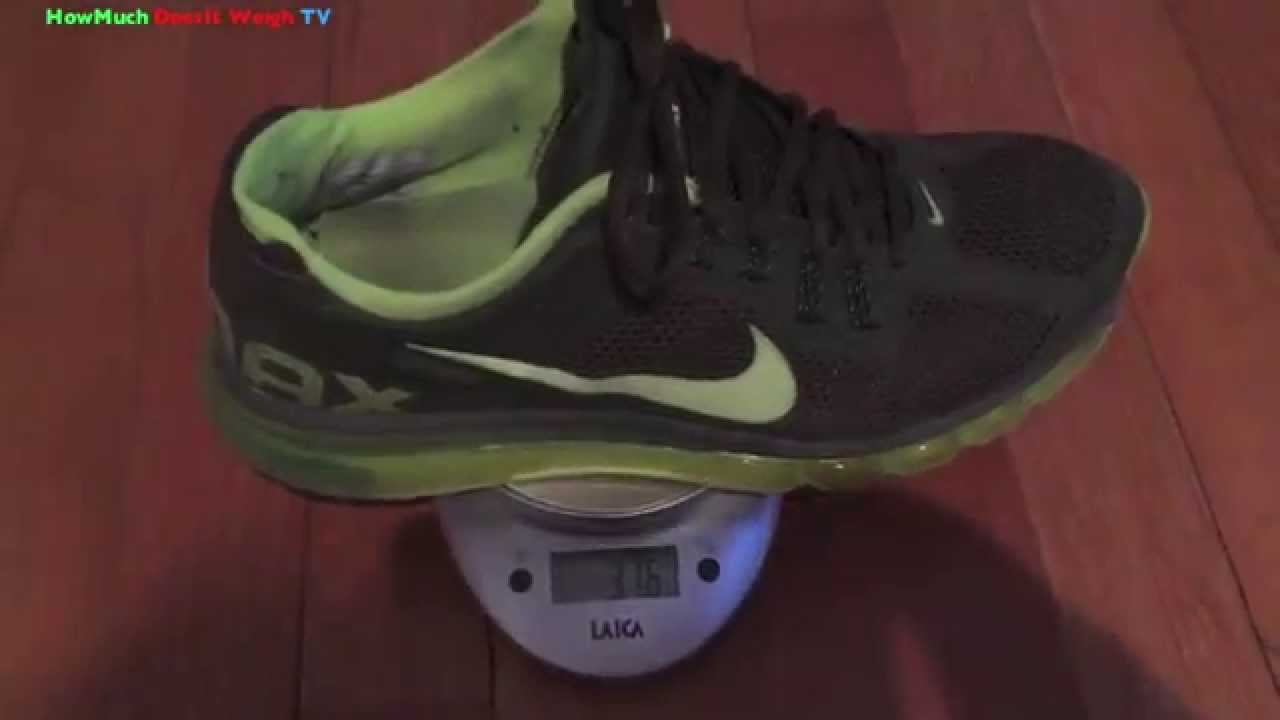 How Much Does The Nike Air Max 360 Weigh  - YouTube 92d376b0a7