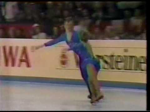Underhill & Martini (CAN) - 1984 Worlds, Pairs' Long Program