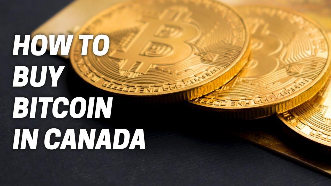 how buy bitcoin in canada