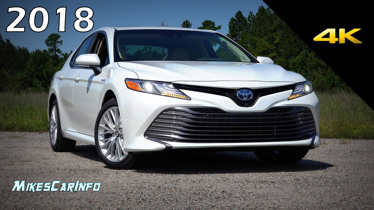 2018 toyota camry hybrid xle ultimate in depth look in. Black Bedroom Furniture Sets. Home Design Ideas