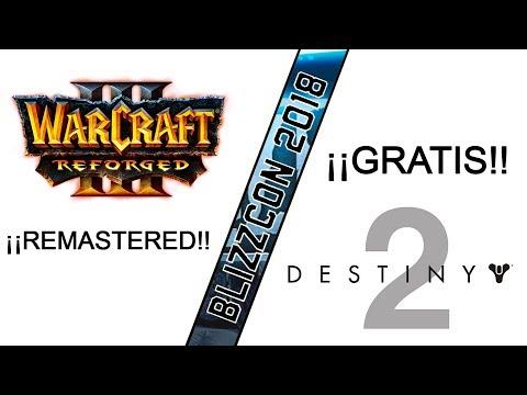 Destiny 2 GRATIS y Warcraft 3 Reforged (un remaster de calidad) thumbnail