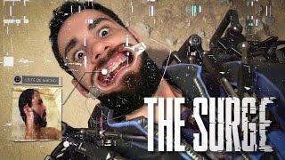 The Surge PT#01 - Começando a jogatina e vendo como jogo se sai