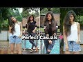 Perfect casual outfits this season| Fashion and Style  Vlog| Lookbook| ft. Rajvee Gandhi ❤