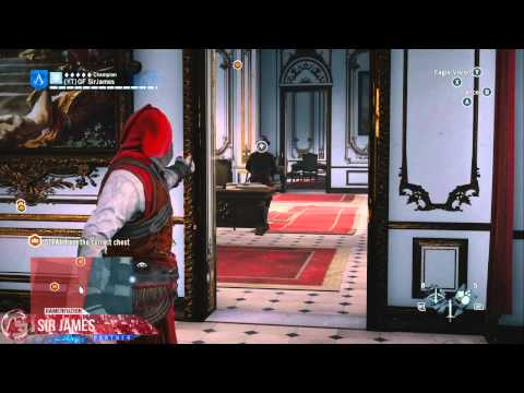 Assassin's Creed Unity Heists Mission - Royals, Guns and Money