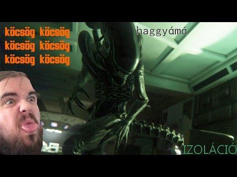 KIKÉSZÜLTEM [Alien: Isolation 08]