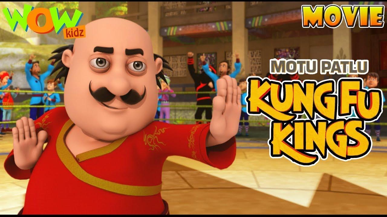 Motu Patlu Kung Fu Kings Part 04 Movie Movie Mania 1 Movie