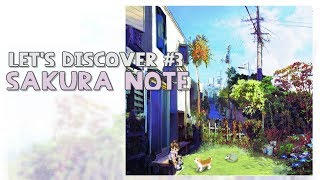 Sakura Note: A hidden gem in the NDS library? [Let's Discover #3]