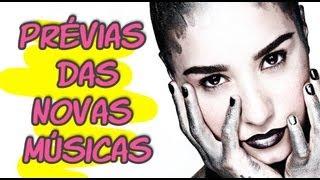 Baixar PRÉVIAS EXCLUSIVAS DO NOVO CD DA DEMI!!1 - epiDEMIa DLBR ep. 38