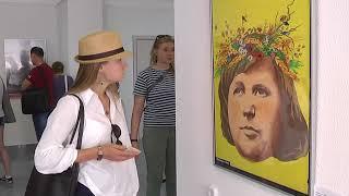 2018-06-12 г. Брест. Выставка «Академия 100 плакатов». Новости на Буг-ТВ. #бугтв