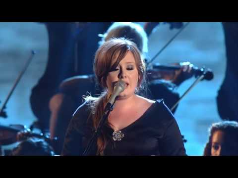 Adele   Chasing Pavements Live At Grammy 2009