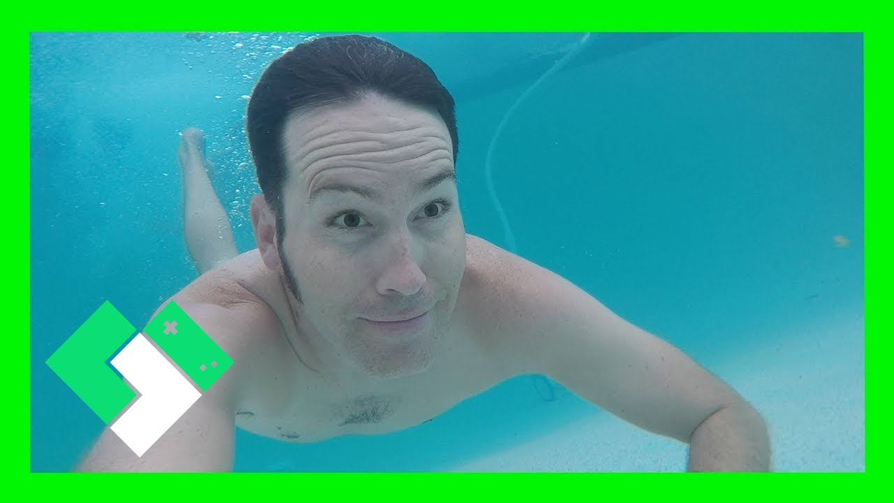I Want A Pool Day 1603 Clintus Tv