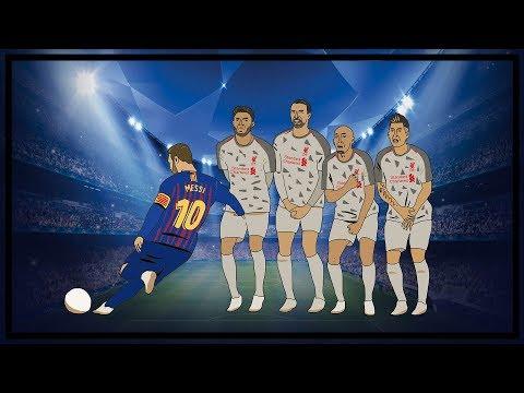 Can Liverpool Shock Barcelona?