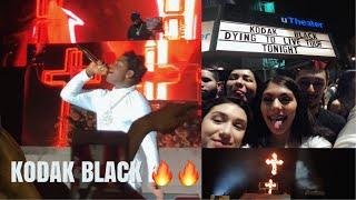 KODAK BLACK DYING TO LIVE TOUR!! SEATTLE WA