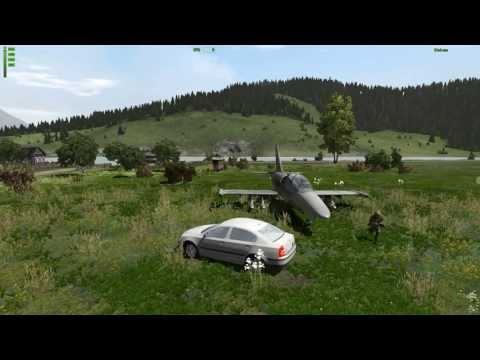 Arma Top Gear S04E06, AČR (Remake) a Swedish Army Mod [AGS]