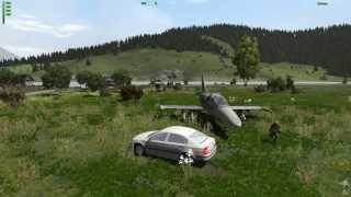 Arma Top Gear S04E06, AČR (Remake) a Swedish Army Mod [AGS]