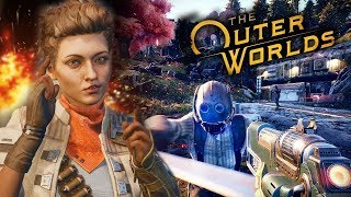 The Outer Worlds - Трейлер игры. PC | XBOX | PS4 | 1080p | 60fps