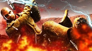 I WILL DESTROY YOUR FACE   Red Faction Guerrilla #3