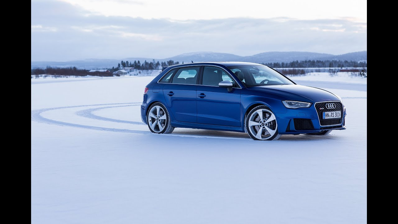 Audi RS 3 Sportback (2015) - review by Autovisie TV - YouTube