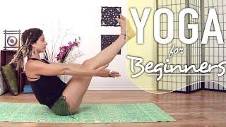 Low Body Yoga Stretch - Hamstring, Hips, & Lower Back Yoga