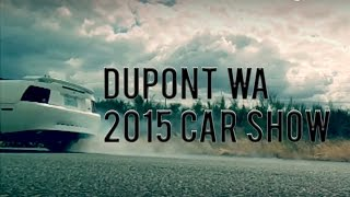 DuPont WA, 2015 Car Show Edit/Montage.