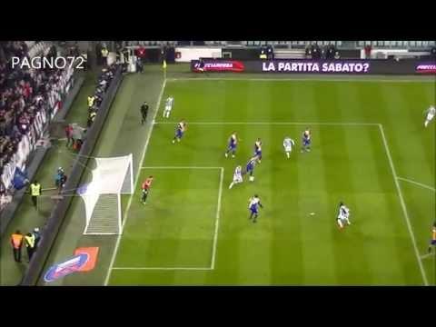 JUVENTUS Vs Parma 1° tempo