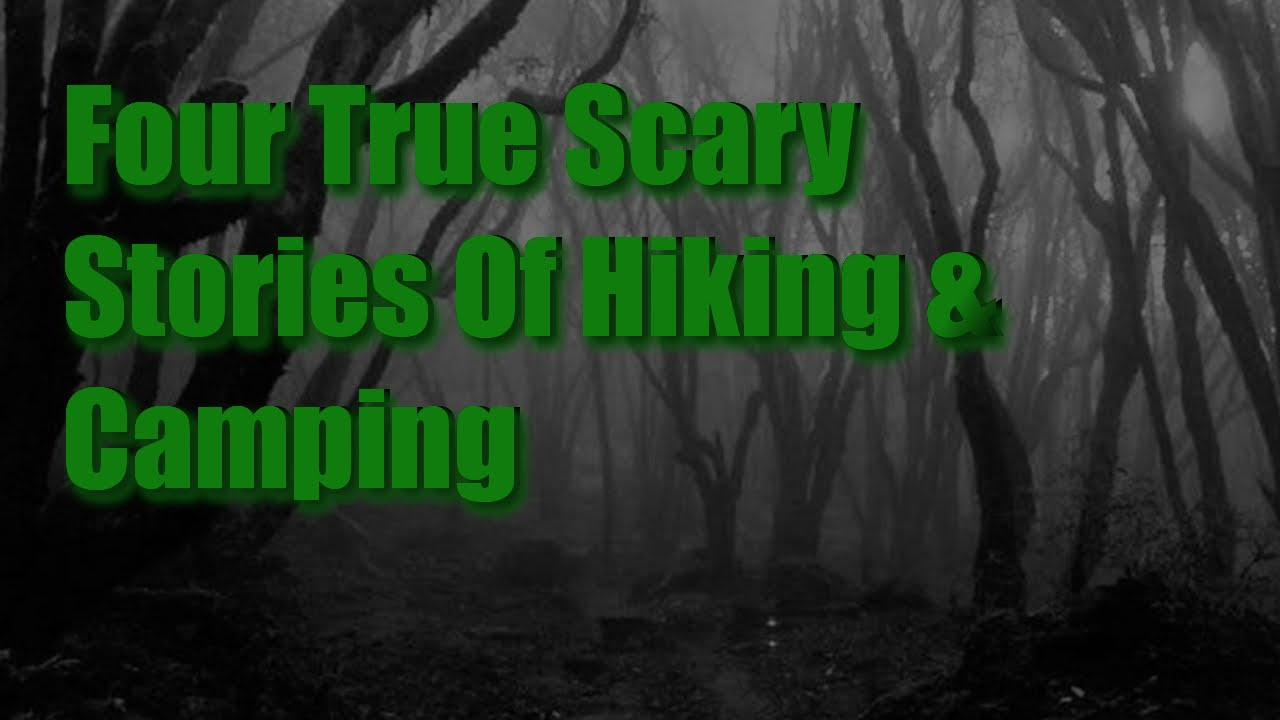 four true scary stories