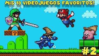 10 Videojuegos Favoritos de Pepe el Mago - Especial 500,000 Suscriptores !! (PARTE 2)