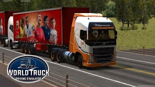 SKIN - FIFA WORLD CUP RUSSIA 2018 - WORLD TRUCK DRIVING ANDROID