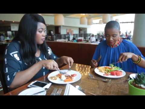 XPOSE AFRIQUE : Inside Kempinski Hotel Gold Coast City, Accra, Ghana