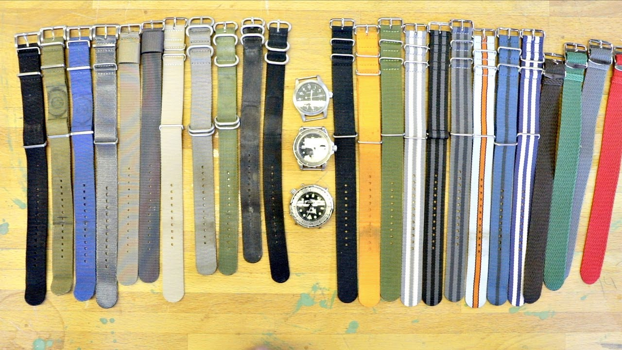 the-best-watch-strap-for-men-nato-zulu