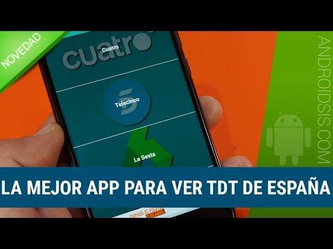 La mejor App para ver TDT de España y mucho más