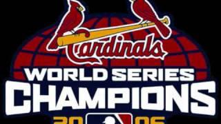 Baseball Cardinals funny song