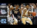 Gonzaga vs. North Carolina Condensed Game | 2018-19 ACC Basketball