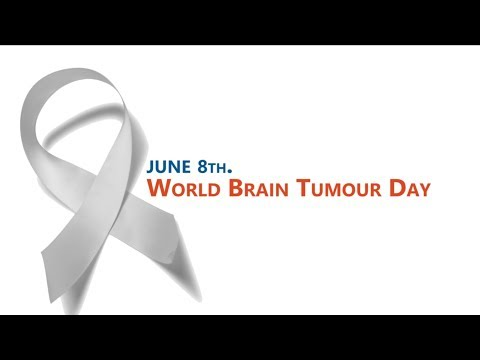 We Must Find A Cure For Brain Cancers - World Brain Tumor Day - International Campaign