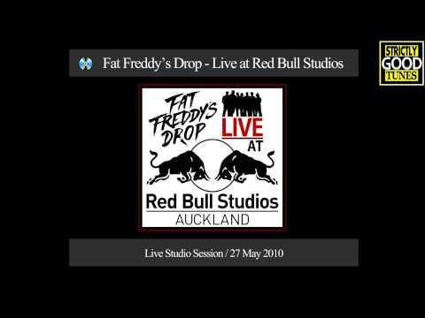 Fat Freddy's Drop - Live at Red Bull Studios (Full Studio Session 2010)