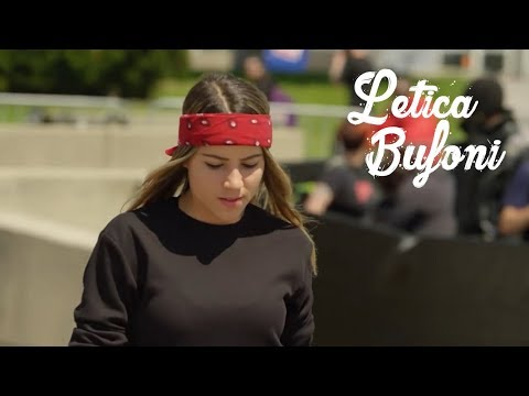 "Best of Leticia Bufoni Skateboarding Part ""Beauty Part"" 2018"