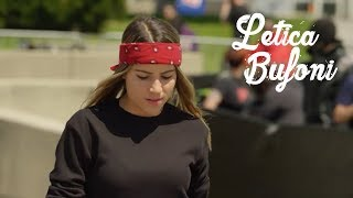 Best of Leticia Bufoni Skateboarding Part