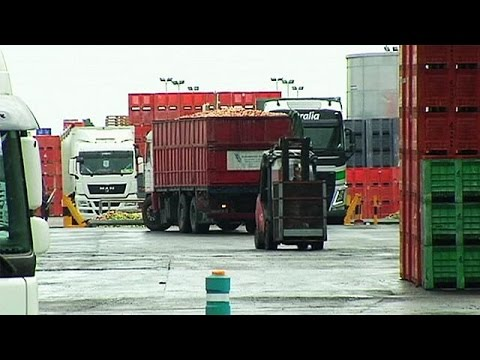 Spain's exports boost helps trade deficit drop - economy