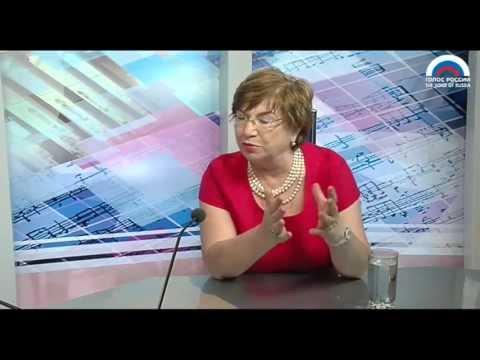 """Ада Колганова, директор Российской государственной библиотеки искусств (""""Мастера"""")"""