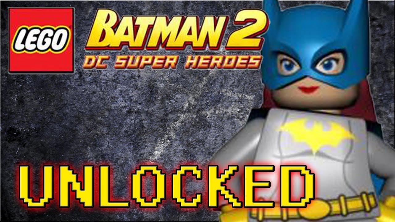Lego Batman 2 Batgirl | www.pixshark.com - Images ...