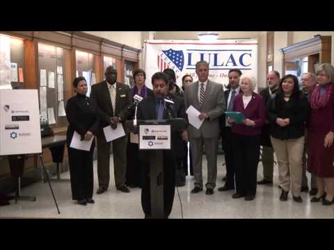 Dr. Arturo Martinez, LULAC WI State Director on Executive Action