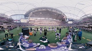 360 Degree Look At The Win Over The Rams