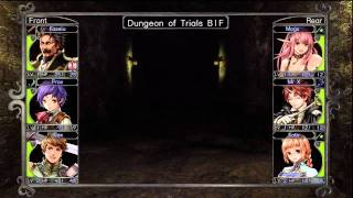 Wizardry: Labyrinth of Lost Souls Trial Gameplay HD PS3