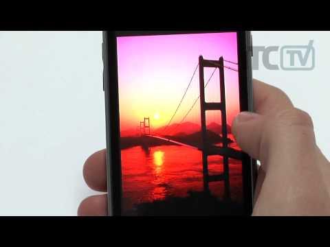 Обзор Samsung GT-i8000 Omnia II