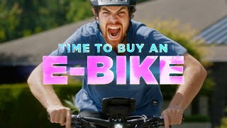 Time To Buy An E-Bike