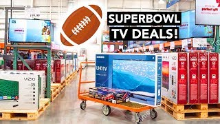 Best Super Bowl 4K TV Deals for 2019 - Better than Black Friday!?