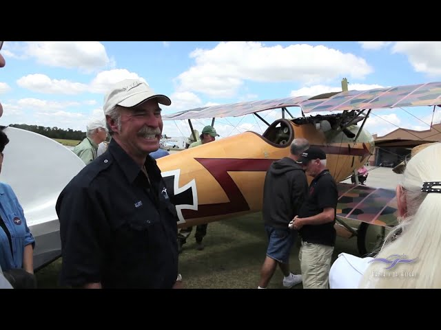 Albatros D.Va - WWI Event Flight