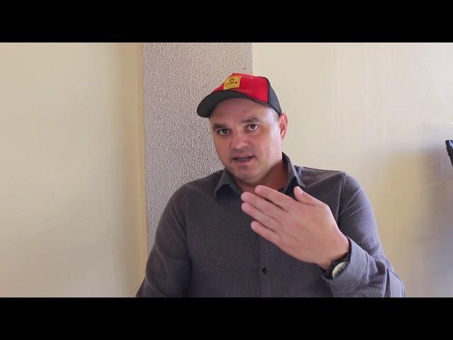 Ney de Souza, prefeito de Palmital, fala sobre o combate ao coronavírus