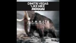 Dimitri Vegas & Like Mike & Moguai - Mammoth [HD] (Original Mix) thumbnail