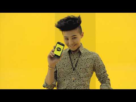 KakaoTalk TVCF for Indonesia : Free chat, Free call, Free group chat, Free group call